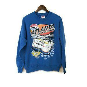 Hanes Mens Vintage Atlanta Speedway Sweatshirt